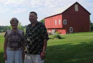 Phil and Barb Berkey