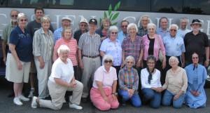 Centennial Farm Tour Group