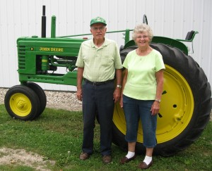 Ron and Arlene Wenger
