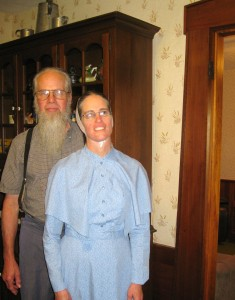 Tim and Beth Witmer